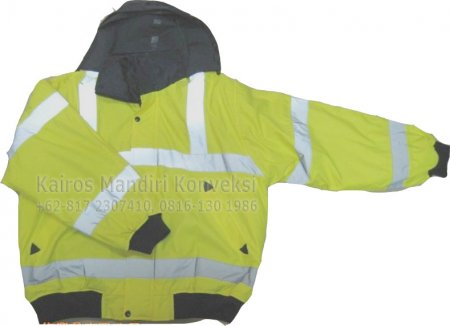 Jaket Safety w/ Reflector 1