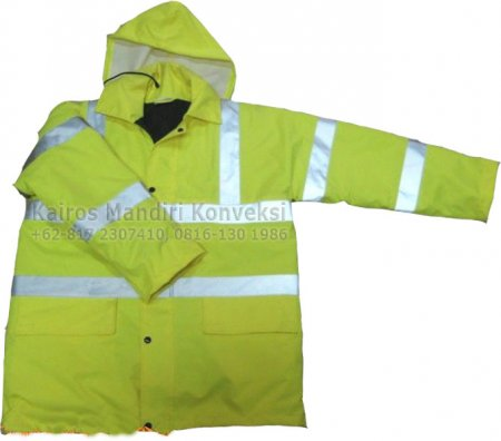 Jaket Safety w/ Reflector 3