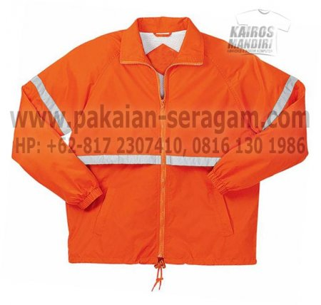 Jaket Safety w/ Reflector 11