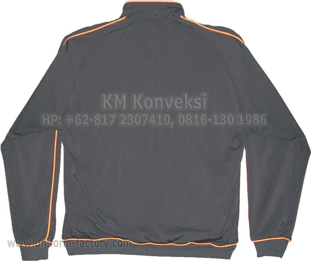 Jaket Pertamina belakang 2