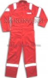 WPR-04 Wearpack- Coverall dengan Scotlight Reflector 4
